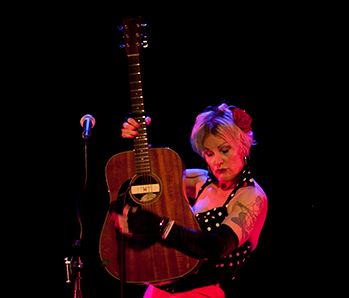 Shawna Virago - Photo by Lydia Daniller